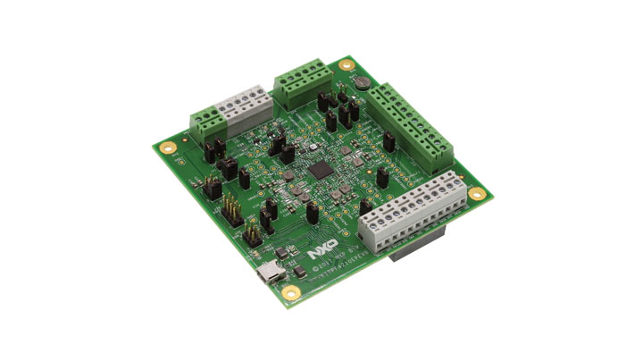 Evaluation board- PF4210, Power Management IC for i.MX 8M