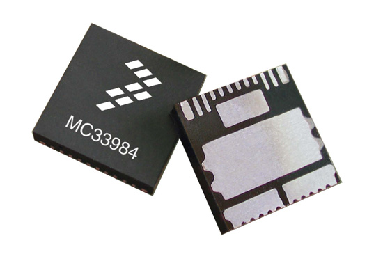 NXP<sup>&#174;</sup> MC33984 Product Image