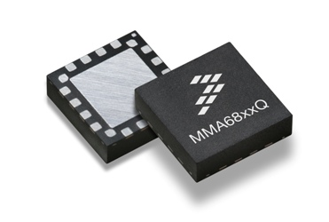 NXP<sup>&#174;</sup> MMA68xxQ Product Image