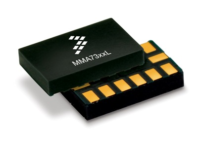 NXP<sup>&#174;</sup> MMA7341L Product Image