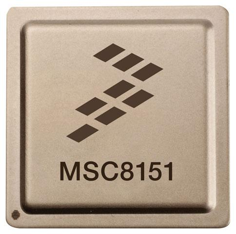 MSC8151 Digital Signal Processor Product Image