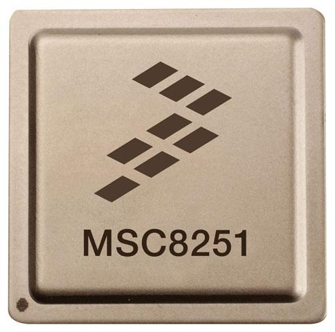 MSC8251 High-Performance Single-Core DSP Product Image