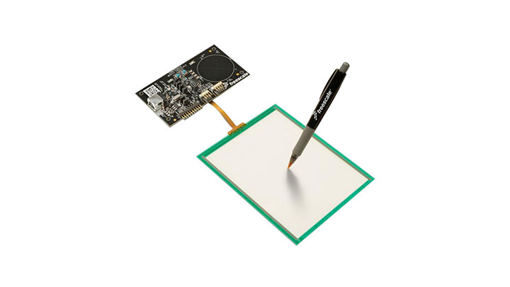 EVBCRTOUCH : Touch-Sensing Platform Evaluation Board thumbnail