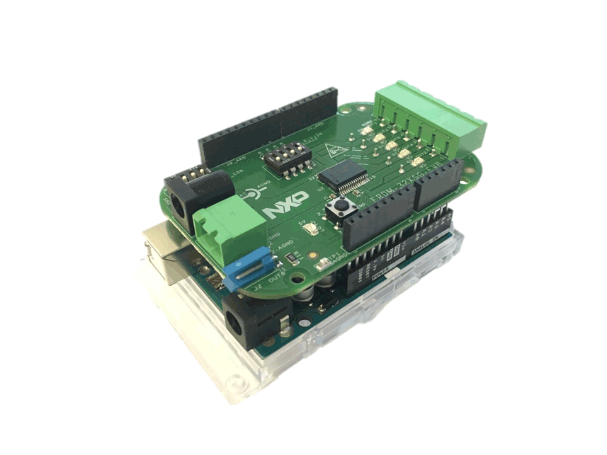 Freedom evaluation kits for MC32XSG family Board