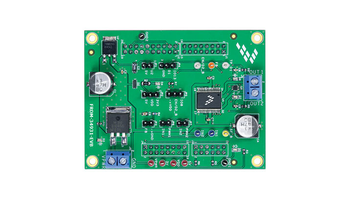 FRDM-34931-EVB Evaluation Board
