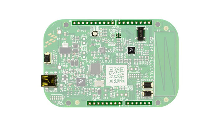 FRDM-KL03Z : Freedom Development Platform for Kinetis<sup>&#174;</sup> KL03 MCUs thumbnail