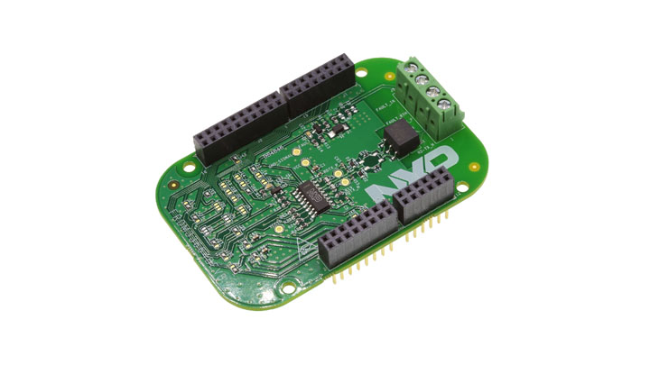 Evaluation Board for MC33664ATL Isolated Network High-Speed Transceiver