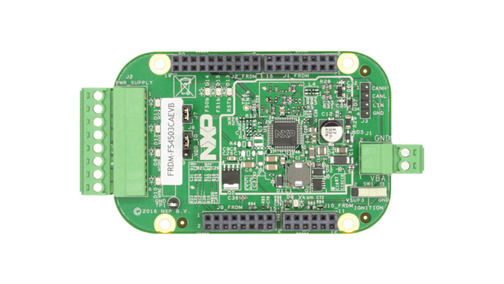 FRDMFS4503CAEVM : Freedom Board FS4503, System Basis Chip, LDO 500 mA Vcore FS1B LDT CAN thumbnail