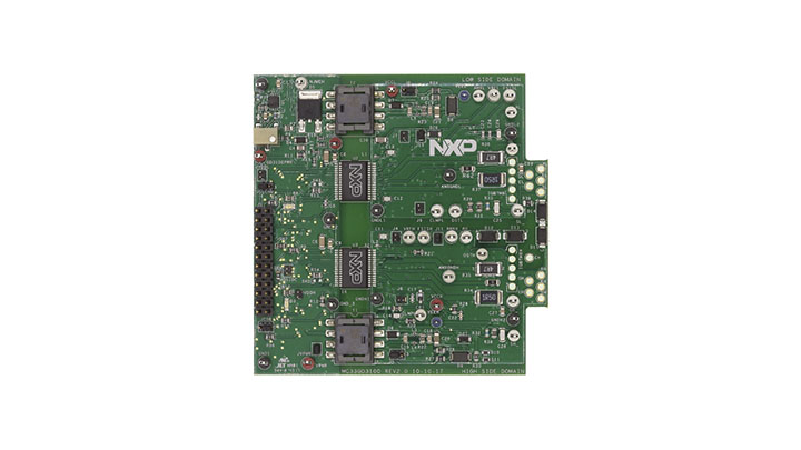 FRDM-GD3100EVM: Half-bridge evaluation board for GD3100