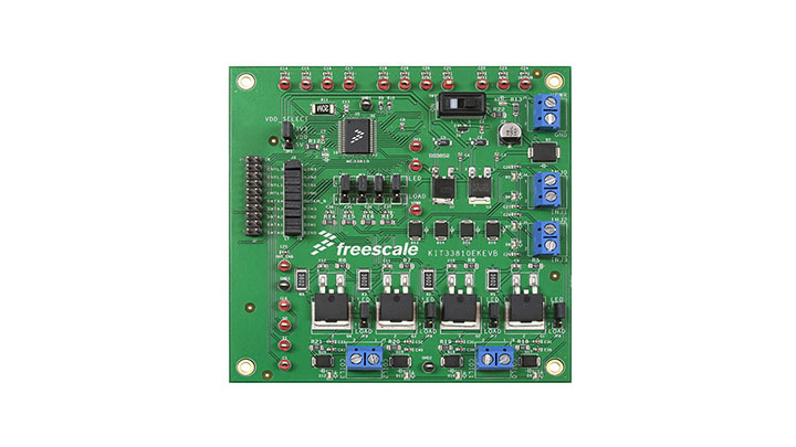 KIT33810EKEVB Evaluation Board
