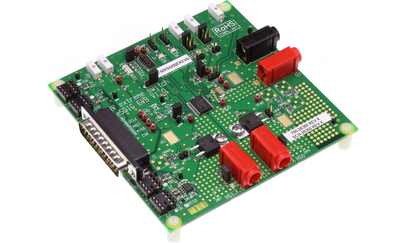 KIT50XS4200EKEVB Evaluation Board for MC50XS4200, Dual High Side Switch