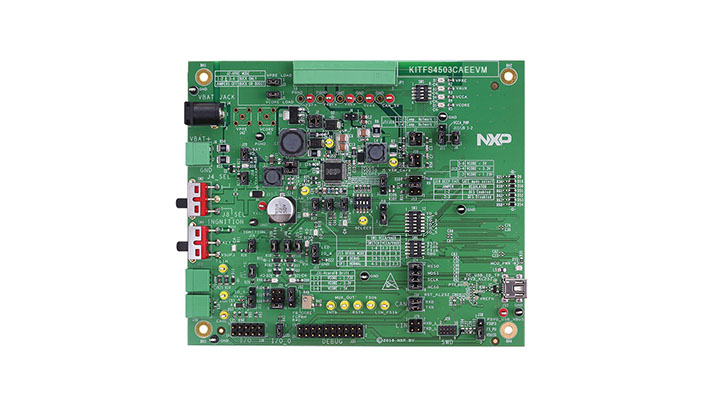 KITFS4503CAEEVM : FS4503, System Basis Chip, Linear 0.5 A Vcore, FS1b, LDT, CAN thumbnail