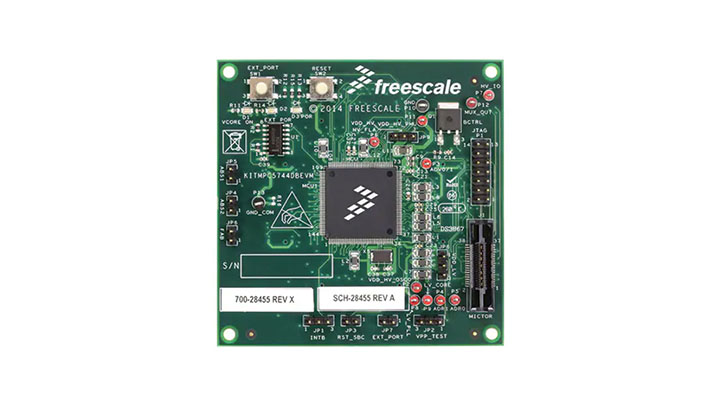 KITMPC5744DBEVM : MPC5744P Evaluation Daughter board for Functional Safety thumbnail