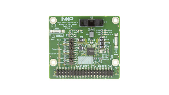 TJA1100 Customer Evaluation Board