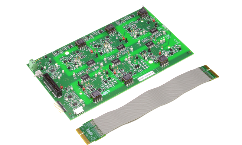 IGBT/SiC Power Gate Drive board Reference Design featuring GD3100 GDIC