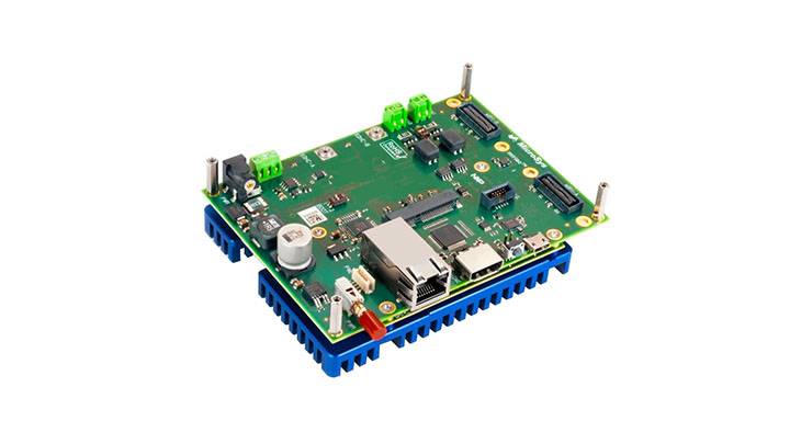 S32V Vision and Sensor Fusion Evaluation Board | NXP