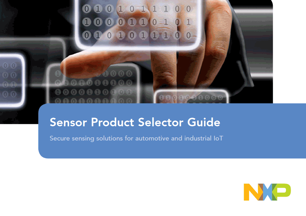 Secondary Topic Click - Sensor Product selector guide