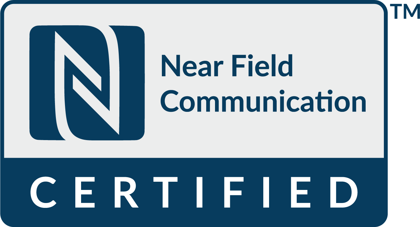 NFC Forum Tag Certifications for its NFC ICs
