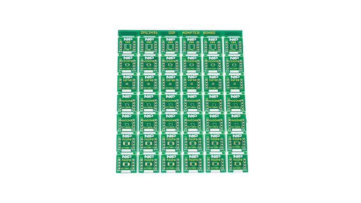 OM13491 : Surface Mount to DIP Evaluation Board thumbnail