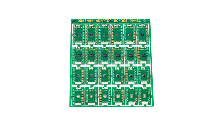 OM13494 : Surface Mount to DIP Evaluation Board thumbnail
