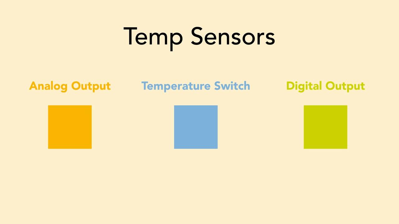 PCT2202 Temperature Sensor Video Image